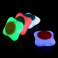 LED Portable Stereo Subwoofer Speakers for Mobiles 7 Colored...