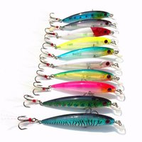 Hot Fly Fishing Crankbait Lures 9cm 8g 10 colors High qualit...