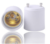 LED 램프 어댑터 GU24 E26 / E27 전구 홀더 소켓 200pcs