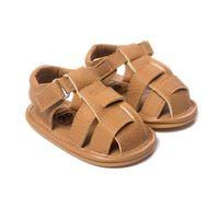 Verano para niños, niñas y bebés, niño, playa, mocasines, sandalias de cuero, zapatos primero caminante, Prewalker infantil, zapatos para niños, niños, calzado, bebé, primero