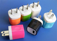 Wall Charger Travel Adapter for iPhone 7 5V 1A Colorful Home...
