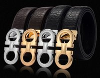 original designer Big buckle belts Men luxury Buckle belt to...
