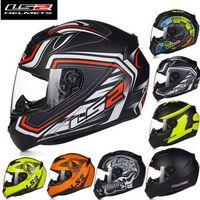 2016 새로운 LS2 FF352 OFF 도로 전체 얼굴 오토바이 헬멧 ABS 크로스 컨트리 오토바이 헬멧 18 종류의 색상 L XL XXL