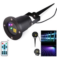 Outdoor LED Projector laser lights Red&Green& Blue Firefly c...