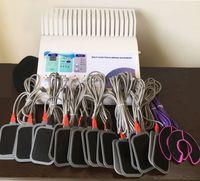 2 في 1 بعيدة الأشعة ems electrostimulation تحفيز العضلات الكهربائية EMS آلة اللياقة