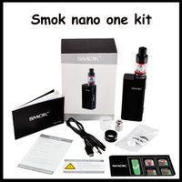 2016 Authentic Smok nano one starter kit R Steam Mini 80W TC...
