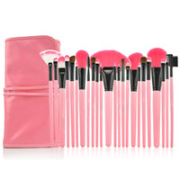 Wholesale Professional 24PCS Set 3 Colors Makeup Brush Set M...