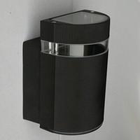 Levou 4W iluminação exterior Lâmpada de parede à prova d'água Alpendre Luzes de alumínio IP65 jardim luz até a luz exterior WL-2012/1
