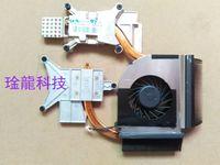 nouveau refroidisseur pour radiateur pour ordinateur portable HP DV7 DV7-3000 DV7-3001TX DV7-3080CA avec ventilateur 587244-001 KSB0505HA-9B32
