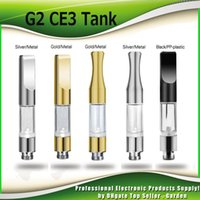 G2 CE3 510 Cartridge Tank 0. 3ml 0. 5ml 0. 8ml 1. 0ml Gold Metal...