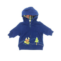 Baby Boys Fall Winter Jacket Christmas Hooded Long Sleeve Em...