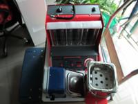 Outil de testeur d'injecteur Super combustible 6 Injecteurs Lancez CNC602A Machine à laver Nettoyante de l'injecteur CNC602A