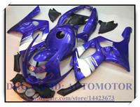 Injection brand new Verkleidung Kit 100% fit für YAMAHA YZF600R 96-07 YZF 600R 1996-2007 1997 1998 1999 2000 # TB883 BLAU