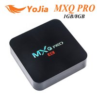 MXQ Pro Rockchip RK3229 Quad Core Android TV BOX 1GB 8GB 2. 4...