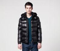 Francia marchio classiche da uomo casuale delle donne di Down Jacket mayaDown Cappotti Mens Outdoor abito di piume caldo giacche uomo inverno Outwear