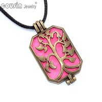 New Arrivals 50pcs lot Pendant Necklaces Perfume magic Penda...
