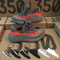Kids Kanye West SPLY 350 Runing Shoes Boost V2 Children Athl...