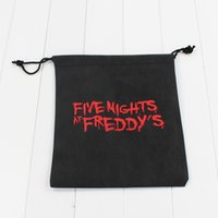 FNAF bags five nights at freddy' s toys bag Storage bag ...
