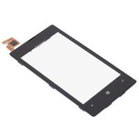 Bestanden Test für Nokia Lumia 520 N520 Touch Panel Touch-Screen-Digitizer mit Rahmen 10PCS Los-freies Verschiffen
