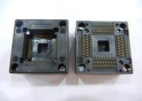 Enplas QFP100Pin IC Gniazdo testowe OTQ-100-0.5-01 0.5mm Pitch Burn In Gniazdo