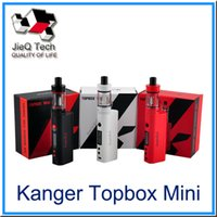 Kanger Topbox Mini Starter Kit With Kbox Mini 75W TC Mod 3. 5...