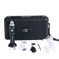 Elettrico ENAIL Plus portatile G9 cera penna henail 3.0 tampone dab con quarzo titanio vetro chiodo bolla allegato E kit per unghie