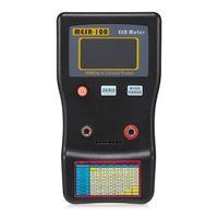 Devre ESR Kapasitör / Düşük Ohm Metre Freeshipping Otomatik 0.001 den 100R kadar, Devre Testi Siyah + Oran Destek