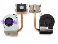 dispositivo di raffreddamento per HP G4 G6 G4-2000 G6-2000 CPU dissipatore di calore con ventola 711471-001 712112-001