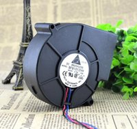 Ventilateur spécial de turbine centrifuge de ventilateur d'échappement BFB1012VH 9733 12V 2.7A