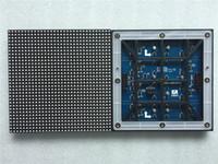 Módulo exterior P6, 192X192mm 32X32 píxeles 1/8 escaneo SMD RGB a todo color p6 módulo led para pantalla de visualización led al aire libre, pared de video led