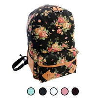 Wholesale Flower Book Bags - Buy Cheap Flower Book Bags from ...