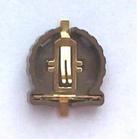 1200pcs / Lot SMT Batteriehalter / Buchse / Clip für CR1220 BR1220 Knopfzelle RoHS