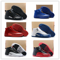 High Quality 12 THE MASTER Basketball Shoes Men Women 12s OV...
