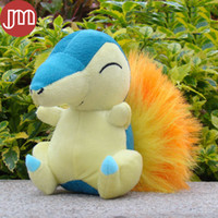 New 1 PCS Cyndaquil Soft Plush Stuffed Animal Cartoon Doll K...