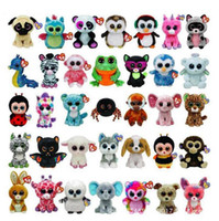2016 Ty Beanie Boos Plush Stuffed Toys Wholesale Big Eyes An...