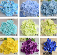 New Arrive Luxury Artificial Hydrangea Flower with Flower Ro...