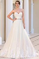 Charme Une Ligne Bretelles Robes De Mariée Chérie Taille Avec Cristal Robe De Mariée Simple Brillant Robe De Mariage Blanc Robe De Noiva