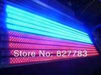 18W 4ft T8 بقيادة أنبوب تنمو ضوء 2400lm أحمر / أزرق 8/1 LED إضاءة مصباح أنابيب الفلورسنت 1.2M LED أنابيب