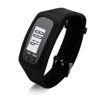 2017 Fashion Casual Digital LCD Pedometer run step walking d...