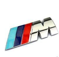 3d metal chrome de voiture logo 3D Badge en métal AMG autocollant pour Mercedes Ben Trunk arrière Decal SL Classe SLK CLK
