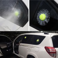 Window Sticker Auto Decals 3D Car Stickers Baseball Tennis F...
