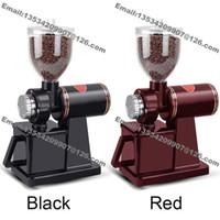 Frete Grátis Comercial Home 110V 220V Mini Mini Totalmente Automático Burr Mill Espresso Moedor Máquina Máquina
