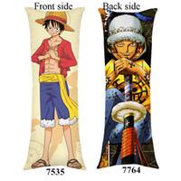 Anime TEK PARÇA Trafalgar Hukuk yeni custom made hediyeler vücut uzun Yastık
