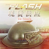 Wholesale- Free Shipping The flash Season 2 Jay Garrick Silve...