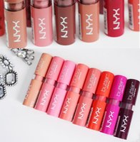 2016 Newest NYX Butter Lipstick Waterproof Lipstick Long Las...