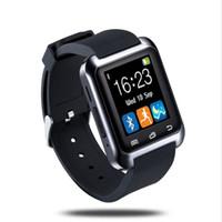 Neue U80 Smart Uhr 2016 smart home Android Smart Watch Digital Sport Handgelenk U10 smartWatch Paar Für iOS Android Telefon U8 DZ09 U80 Smartwatch