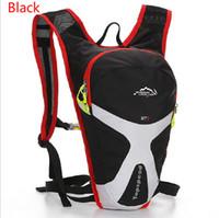 2016 Hafif Bisiklet Sırt Çantası Bisiklet Sırt Çantaları Packsack Yol Bisiklet Çantası Sırt Çantası Sürme Çalışan Spor Sırt Çantası Ride Paketi 5L