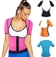 Neoprene Waist Trainer Women' s Sports Suits Body Shaper...