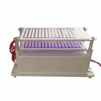 Мощный 220 В / 110 в 16 г генератор озона двойной нержавеющей стали электроды евро штекер доступны хорошее рассеивание тепла свойство + Бесплатная доставка
