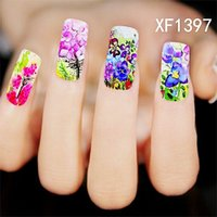 New Arrival Nail Stickers Posted Manicure Accessories Waterm...